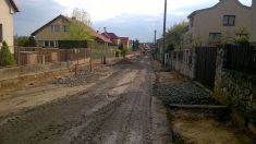 Úprava ulice Vrutická 2016