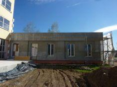 Přestavba Multifunkčního centra 2015