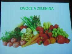 Ovoce a zelenina MŠ Mateřídouška