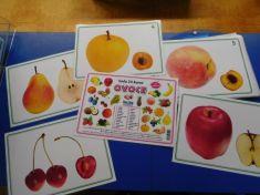 Ovoce a zelenina MŠ Jizerka