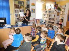 Seznámení s knihovnou 1.A ZŠ Pražská