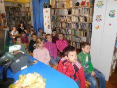 Seznámení s knihovnou 1.C ZŠ Pražská