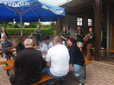 34. Ortskernfest in Rossdorf, 19. - 21. 8. 2016
