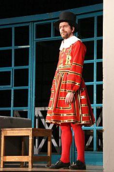 Divadelní představení Vztahy na úrovni, 2. 4. 2015