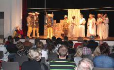 Setkání spřátelených divadel v Benátkách nad Jizer