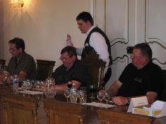 Zasedání degustačních komisí,15.5.2013