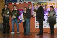 Sportovec roku 2012,18.3.2013