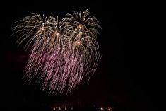 Novoroční ohňostroj, 1.1.2013