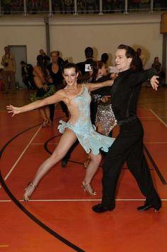 33. ročník Benáteckého poháru, postupové soutěže ve sportovním tanci třídy A, 10. 3. 2012