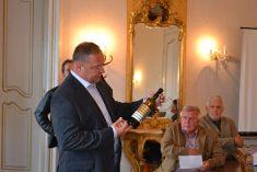 Zasedání degustačních komisí, 17. 5. 2011