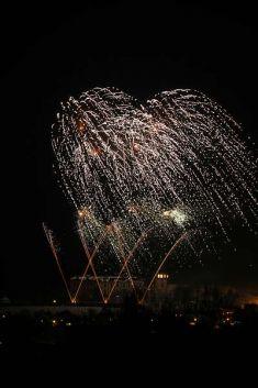 Novoroční ohňostroj, 1. 1. 2011