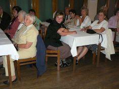 Setkání se seniory, 23. 9. 2010