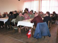 Setkání se seniory, 4. 3. 2010