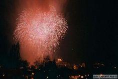 Novoroční ohňostroj, 1. 1. 2010