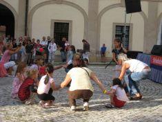 Zámecké slavnosti, oslavy 660 let založení města, 29. 8. 2009