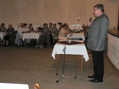 Setkání se seniory, 18. 6. 2009