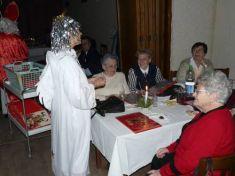 Setkání se seniory - 4. 12. 2008