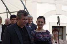 Koncert Sboru Dobrovan a Sboru Smetana, 14. 6. 2009