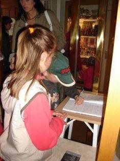 Muzejní noc, 23. 5. 2008