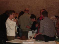 Ochutnávky vín, 17. 5. 2008