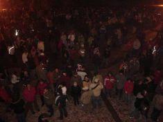 Novoroční ohňostroj, 1. 1. 2008