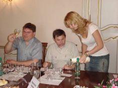 Ochutnávky vín, 26. 5. 2007
