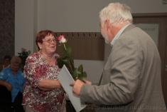 Předání ocenění seniorům