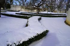 Zimní Benátky