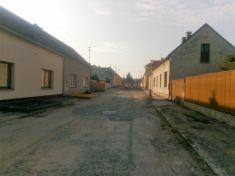 Úprava ulice Šnajdrova