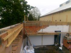 Stavební úpravy šatnového bloku zimního stadionu