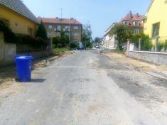Úprava ulice Žižkova