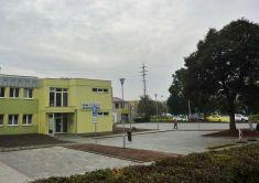 Parkoviště u polikliniky 2014