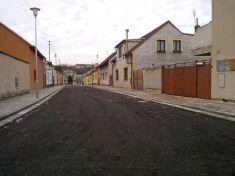Úprava ulice U Školy 2013