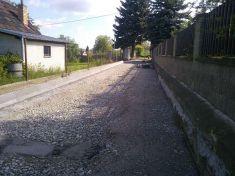Propojení městské části Kbel a ulice Pod Brdy 2013