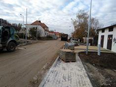 Rekonstrukce komunikace Tuřice-Kbel, I.etapa Kbel - Burza (2019)