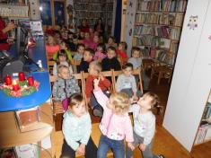 Adventní zvyky a tradice MŠ Poupátko