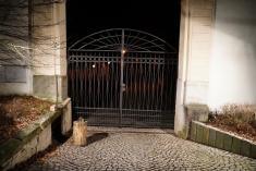 Vstupní brána Plajch