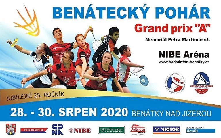 "Benátecký pohár Grand prix ""A"" - memoriál Petra Martince st."