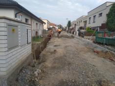 Rekonstrukce ulice U Vodojemu