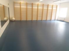 Gymnastický sál