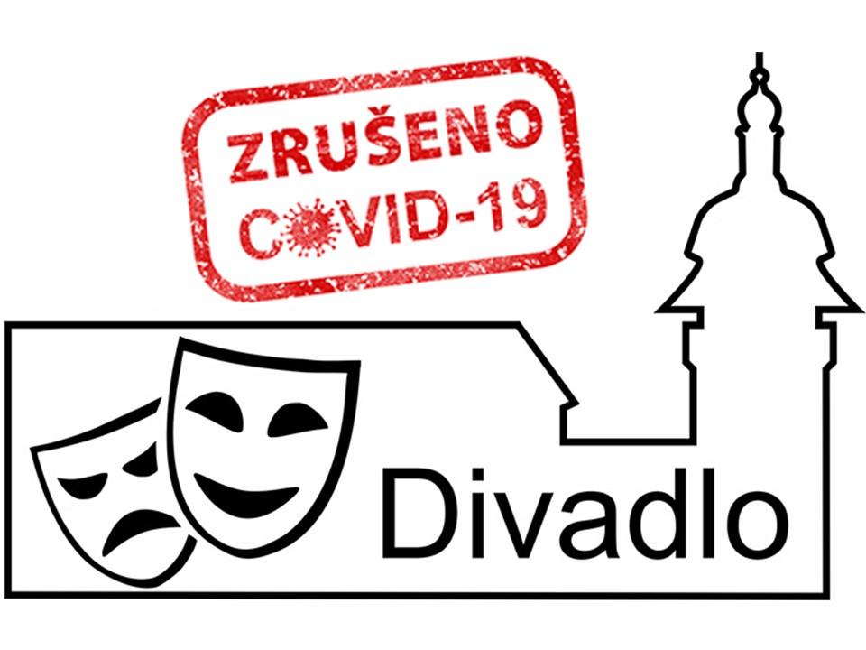 ZRUŠENO - VRÁCENÍ VŠECH VSTUPENEK na divadelní představení VÍŠ PŘECE, ŽE NESLYŠÍM, KDYŽ TEČE VODA  3