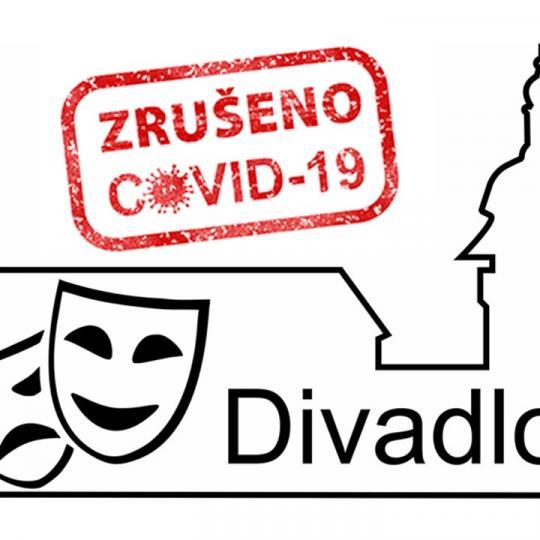 """ZRUŠENO ( COVID-19) - Divadelní představení """"MOJE HRA"""" 1"""