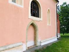 Kostel sv. Martina, Dražice