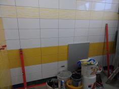 Rekonstrukce koupelny AneŽka