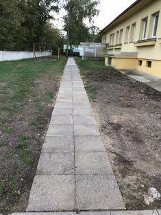 Hřiště MŠ Jizerka