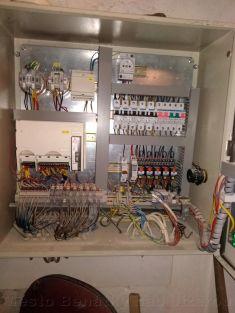 Rekonstrukce výměníkové stanice ZŠ Husvo nám