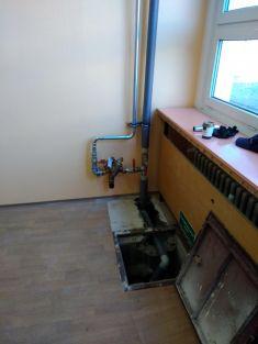 MŠ Poupátko- rekonstrukce vodovodu