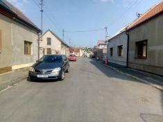 Úprava ulice Kalistova