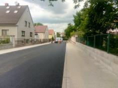 Úprava ulice Čeňka Prause