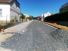 Úprava ulice Kvapilova